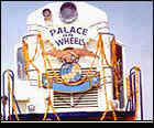 Palace on Wheels - Exterior